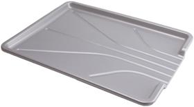 パール金属 アルデオ 水切りバスケット 水が流れるトレー付 H-5687