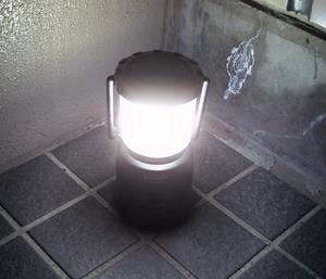 GENTOS(ジェントス) LEDランタン エクスプローラー 【明るさ300ルーメン/連続点灯22時間】 EX-313CW