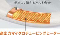 Panasonic 温水洗浄便座 ビューティ・トワレ エコナビ×ナノイー 瞬間式 DL-WF60-WS