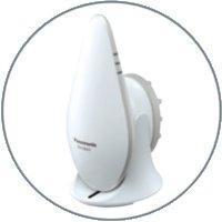 Panasonic 音波頭皮ブラシ 白 EH-HM25-W