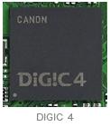 CANON EOS Kiss X3の高速画像処理エンジン