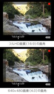 Canon EOS 7Dの動画撮影時に選べるフレームレート