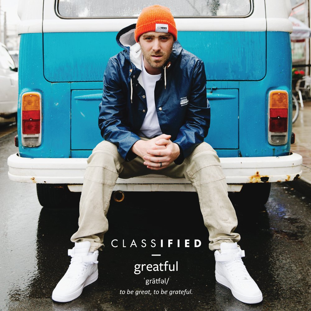 Classified greatful