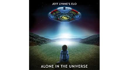 Jeff Lynne's ELO : Alone in the Universe
