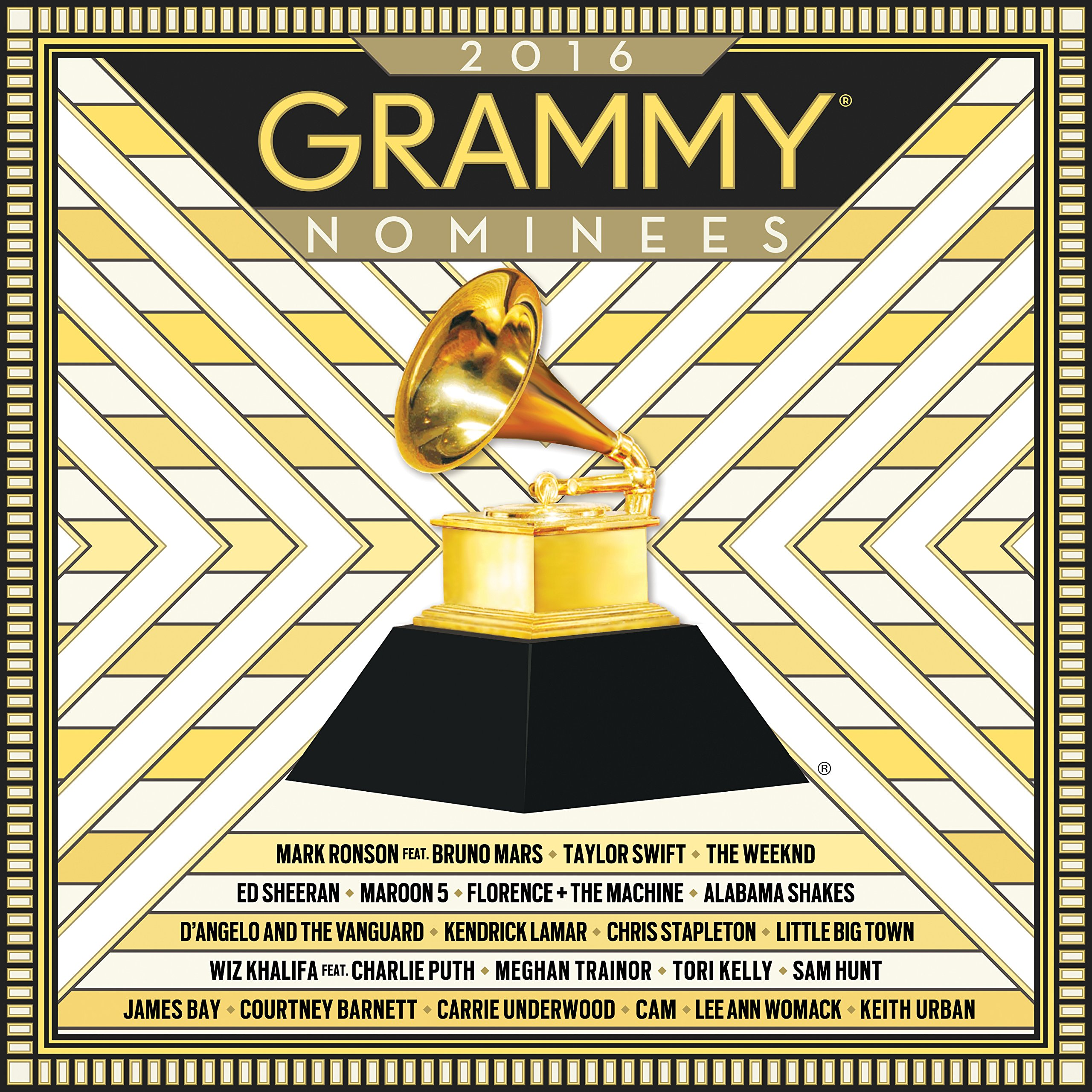 2016 GRAMMY Nominee Compilation Album