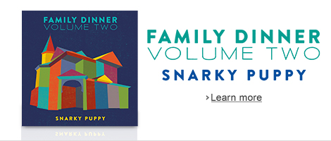 Snarky Puppy Family Dinner Volume 2 CD+DVD