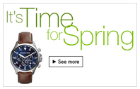 Spring Fest in Watches