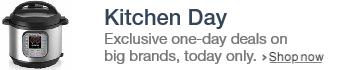 Kitchen Day Deals