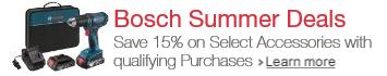 Bosch Deals