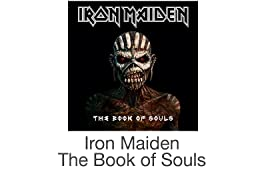 Iron Maiden's The Book of Souls on CD and Vinyl LP