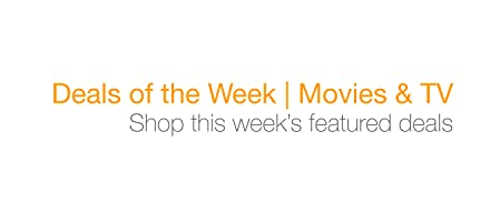 Movies and TV Deal of the Week