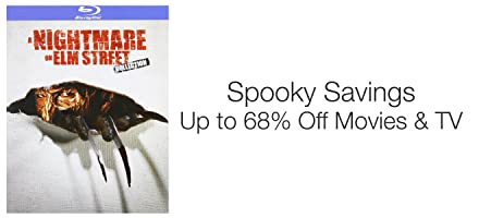 Spooky Savings: Up to 68% off Movies and TV shows