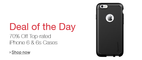 Save 70% on iPhone 6s Case
