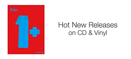 Hot New Releases on CD and Vinyl