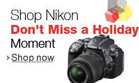 Shop Nikon