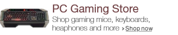 Shop the PC Gaming Store