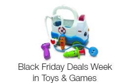 Black Friday Deals in Toys
