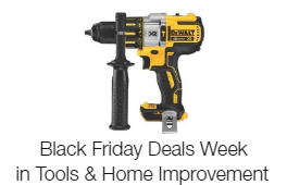 Black Friday Deals in Tools