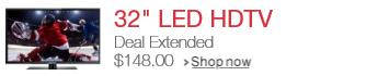 Sylvania LED HDTV