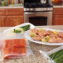 foodsaver,food,saver,vacuum,sealer,sealing,custom,size,protect,rolls