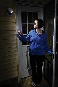 mr beams spotlight with remote, wireless spotlight with remote, remote controlled spotlight
