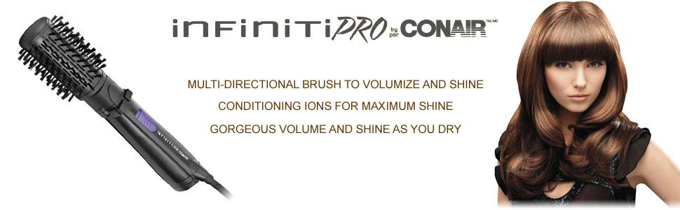 Infiniti Pro Spin Air Rotating Styler