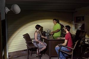 mr beams spotlight with remote control, wireless spotlight with remote control