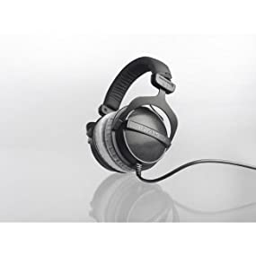 DT 770 Pro 80 Ohms, closed headphones, headphones, professional, studio, control,monitoring, dynamic