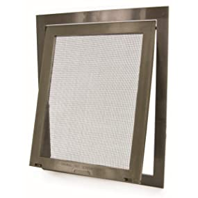 PetSafe dog door for screened in Porches