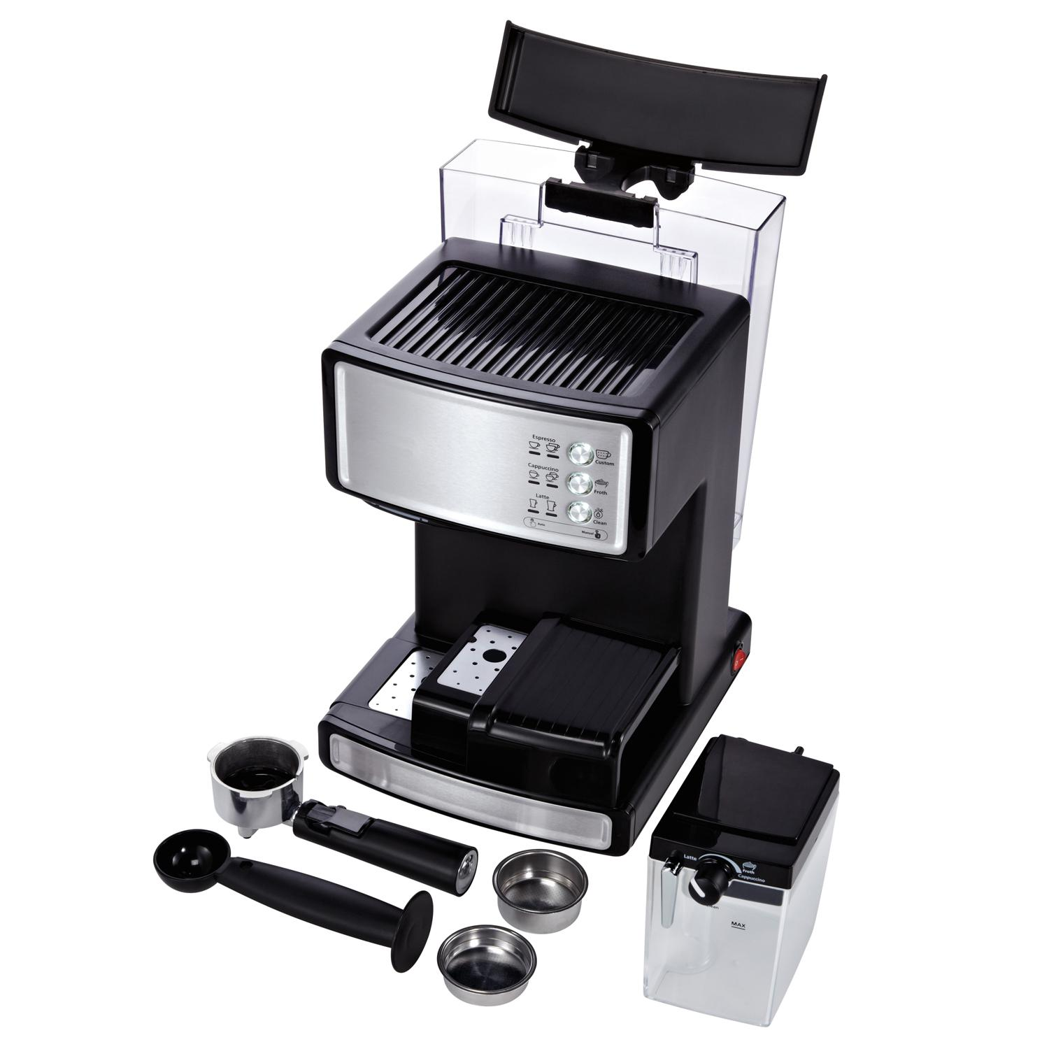 one touch latte machine