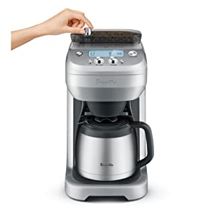 Breville Coffee Maker At The Bay : Breville BDC650BSS The Grind Control Drip Coffee - Ad#: 4861218 - Addoway