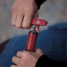 Corkscrew, Swiss Army Knife, Victorinox, Swiss Army, Multi-tool