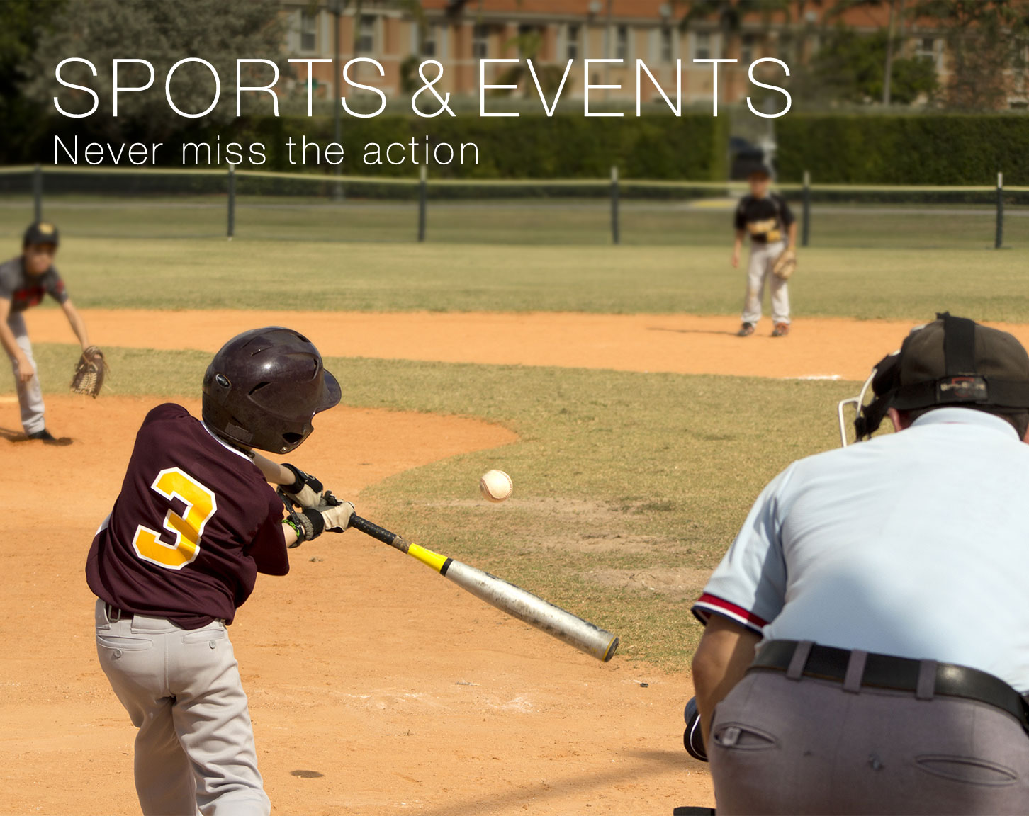 Sports and Events Photography
