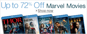 Up to 72% Off Marvel Movies