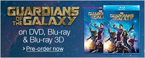 Pre-order Guardians of the Galaxy Now