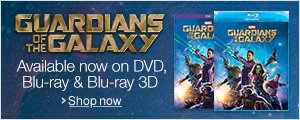 Guardians of the Galaxy Now Available