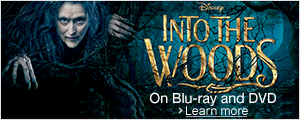 Pre-order Into the Woods