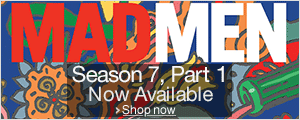 Mad Men Season 7 Part 1 Available Now
