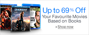 Up to 69% Off Your Favorite Books as Movies
