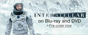 Pre-order Interstellar