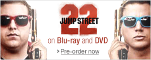 22 Jump Street on Blu-ray and DVD