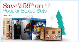 Up to 59% Off Popular Boxed Sets