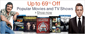 Up to 69% Off Select Titles