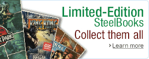 Comic Art SteelBooks 2014