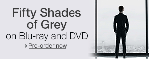 Pre-order Fifty Shades of Grey