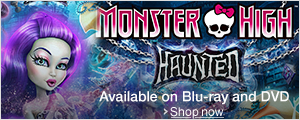 Pre-order Monster High: Haunted
