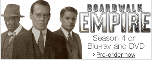 Boardwalk Empire Season 4 Available for Pre-order on Blu-ray and DVD