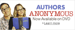 Authors Anonymous Available Now on DVD