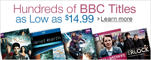 BBC Titles as Low as $14.99 on Blu-ray and DVD