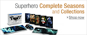 Superhero Complete Seasons and Collections